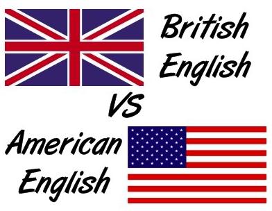 British vs american ติวเตอร์จุฬา ภาษาอังกฤษ