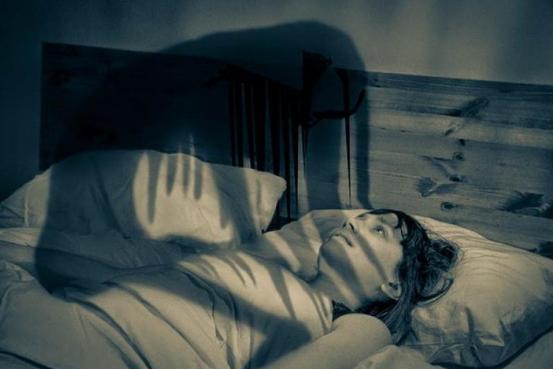 ผีอำ Sleep ภาษาอังกฤษ