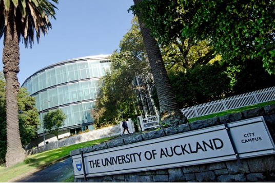 ทุนเรียน Auckland University นิวซีแลนด์