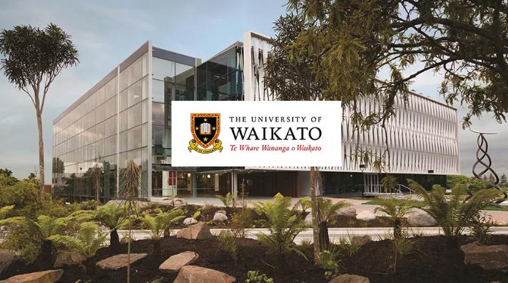 University of Waikato นิวซีแลนด์