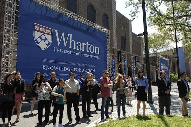 Wharton University of Pennsyvania